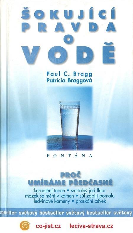 šokujicí pravda o vodě, kniha
